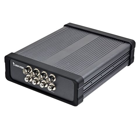 Vivotek VS8401 4ch H.264 SD/SDHC Card Rack Mount Design Video Server