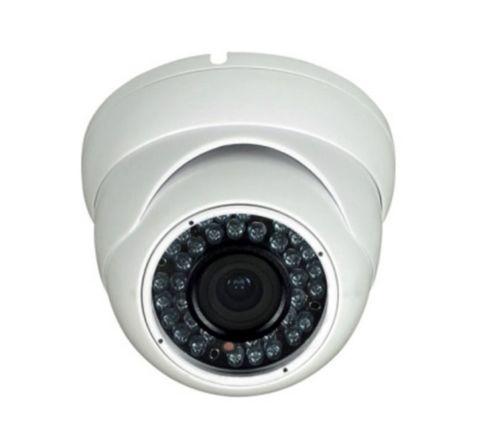 Vandalproof Dome IR Camera 3.6mm 5MP AHD/TVI/CVI/CVBS [3127-1]