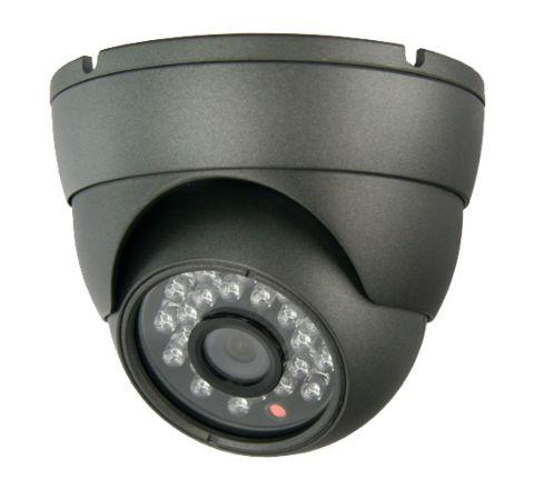 Vandalproof Dome IR Camera 3.6mm AHD/TVI/CVI/CVBS RF41-3230