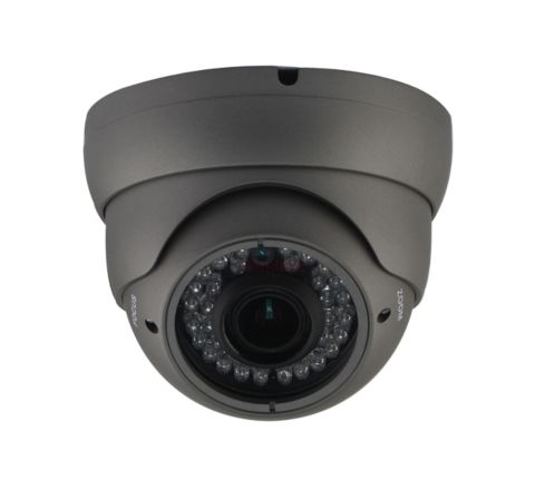 Dome AHD 1080p IR IP66 Vandalproof Varifocal Motorised 2.8-12mm [3209]