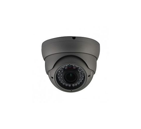 Dome Camera Vandalproof 5MP AHD/TVI/CVI/CVBS 2.8-12mm RFV41-3549
