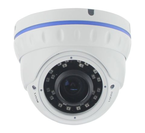Dome Camera IP ONVIF 4MP IR 30m POE 2.8-12mm IPL3355