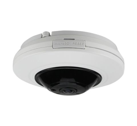 IP Camera Fisheye 1.6mm 6MP 20M IR POE ONVIF IPL3358