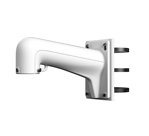 "Hikvision DS-1602ZJ-Pole Mount 5"" PTZ Bracket [3494]"