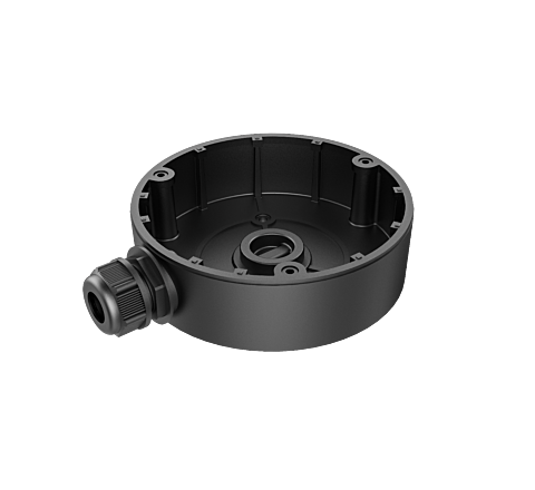 Hikvision DS-1280ZJ-DM8/B IP Turret Deep Base Bracket Black [3636]