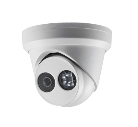 DS-2CD2345FWD-I 4MP H.265+ Darkfighter Turret IP Network Camera 2.8mm