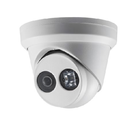 Hikvision DS-2CD2363G0-I 6MP IR Fixed Turret IP Network Camera 4mm [3716]