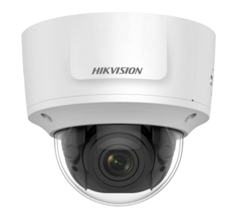 Hikvision IP DS-2CD2745FWD-IZS Darkfighter 4MP IR Vari-focal Dome Network Camera 2.8-12mm [3668]