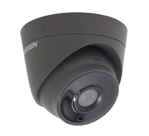 DS-2CE56H0T-IT3E/G Grey POC Hikvision 5MP Eyeball Camera 2.8mm [3993]