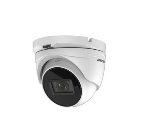 Hikvision DS-2CE56H0T-IT3ZE 5MP POC Turret Camera 2.7-13.5mm Motorised [3711]
