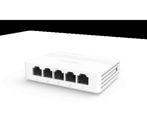 Hikvision DS-3E0505D-E 10/100/1000 Mbps Ethernet Switch
