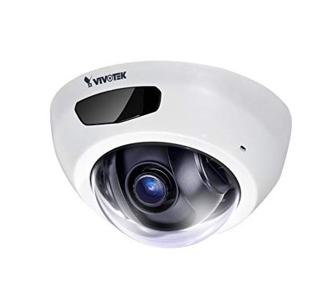 Vivotek FD8166A-N 2MP, 6M Invisible IR Ultra-Mini Network Dome Camera [3834]