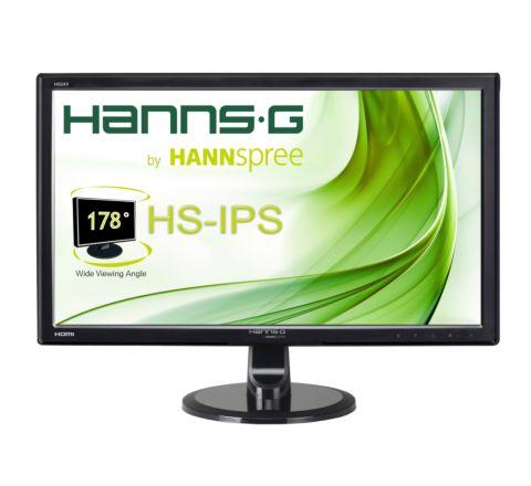 Monitor 23.6 inch 1080P Full HD Hanns G HS243HPB [3208]