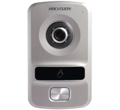 Hikvision DS-KV8102-IP Waterproof Plastic Villa Door Station [3735]