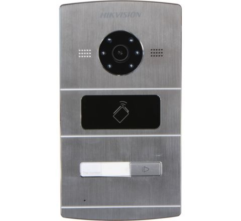 Hikvision DS-KV8102-IM Water Proof Metal Villa Door Station [3734]