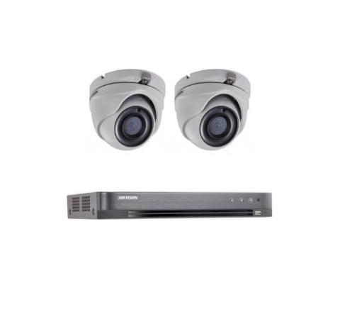 Hikvision POC Power Over Cable Kit DVR, Cameras, 100m RG59 [3983]