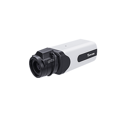 Vivotek IP9191-HT 8MP Box Camera 3.9-10mm