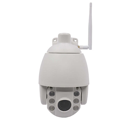 Mini Speed PTZ Camera, WiFi IP 5x Optical Zoom 35m IR [3752]