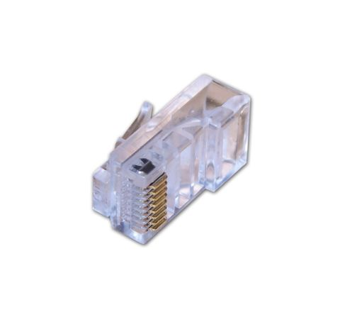Rapid Fit RJ45 Plugs For CAT5 pack of 10pcs [3649]