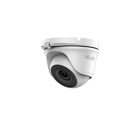 THC-T120-MC HiLook by Hikvision 2MP Turret 20m IR & Mic [3170-2]