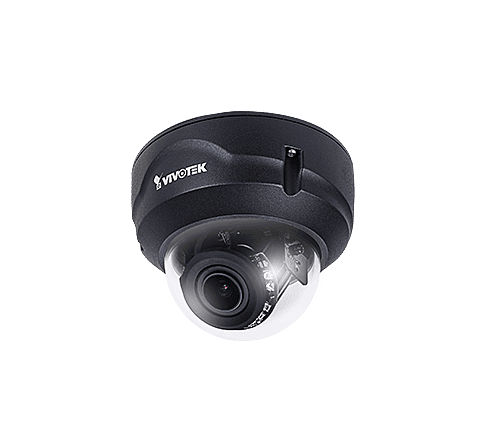 VIVOTEK FD8367A-V (Black) Outdoor Dome 2MP 2.8-12mm