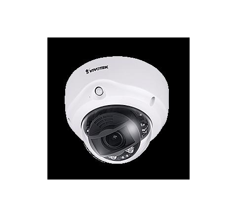 Vivotek FD9165-HT 2MP Indoor Dome 4-9mm