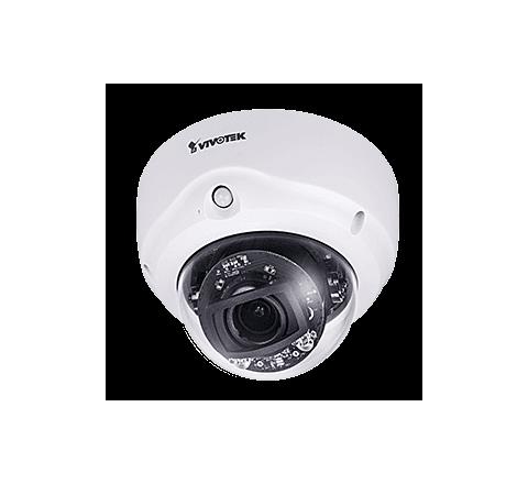 Vivotek FD9167-HT 2MP Indoor Dome 2.8-12mm