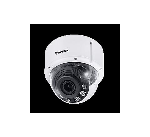 Vivotek FD9365-EHTV 2MP Outdoor Dome 4-9mm