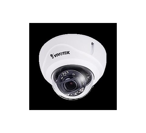 Vivotek FD9367-EHTV 2MP Outdoor Dome 2.8-12mm