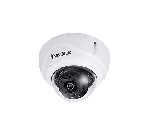 Vivotek FD9387-HV 5MP Dome 2.8mm 2 Way Audio [3882]