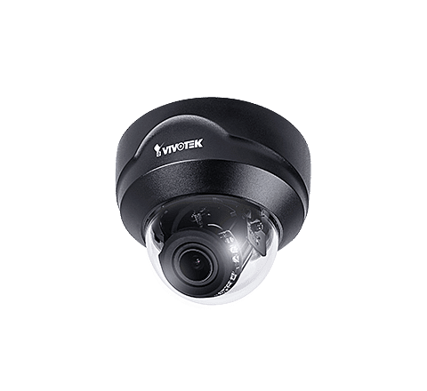 VIVOTEK FD8177-H 4MP Indoor Dome (Black) 2.8-12mm