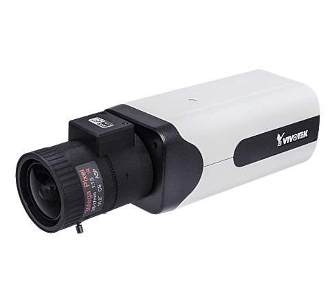 Vivotek IP9165-HP 2MP Box Camera 3.6-17mm