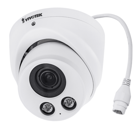 Vivotek IT9388-HT 5MP Turret Dome Camera 2.8-12mm [2-2914]