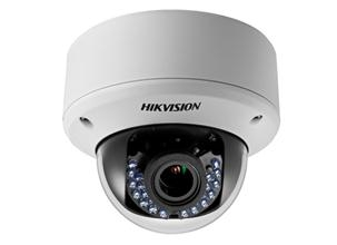 Hikvision IP Domes & Turrets