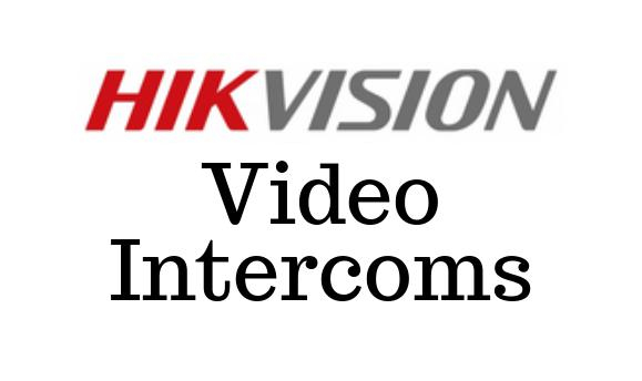Hikvision - Video Intercoms