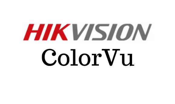 Hikvision ColorVu-Low Light