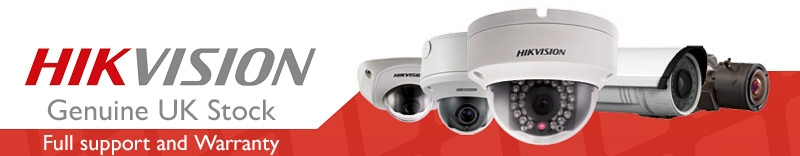 Hikvision IP Dome Cameras