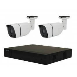 2 Camera HiLook by Hikvision Combo Kit