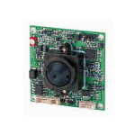 Camera Board Colour Sony Effio Pinhole 38EH-P37C 3.7mm 38mm x 38mm with RS485