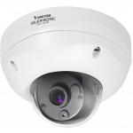 Vivotek FD8362E 2MP Remote Focus Vandal-proof WDR [E Model Extreme] Weatherproof Dome Network Camera 3-9mm