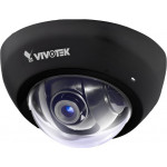 Vivotek FD8136 1MP Ultra-mini Dome IP Camera Black 2.5mm