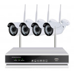 4CH IP Wireless NVR & Wireless Camera Kit
