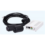 Vivotek VC8101 Split-Type Camera System CU8163-H Fisheye Type