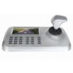 PTZ Controller IP 3D (Pan/Tilt,Zoom) Joystick with 5'' Monitor [3541]