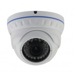Dome 1080P Hi Definition IR Vandalproof Camera 3.6mm AHD/TVI/CVI/CVBS RF41-3231