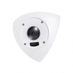Vivotek CD8371-HNTV 3MP 2.8-8mm 940nm IR WDR Pro IK10+ Corner Dome Network Camera [3836]