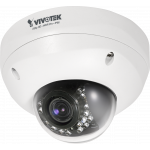 Vivotek FD8335H HD P-iris WDR Pro Vandal-proof Dome Network Camera 3-9mm