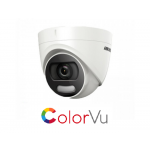 Hikvision ColorVu DS-2CE72DFT-F 2MP Full Time Colour Turret Camera 3.6mm [3821]