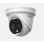 Hikvision Thermal DS-2TD1217B-6/PA IP 4MP Turret Camera