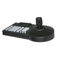PTZ Controller HD PTZ with 3D (Pan, Tilt, Zoom) Joystick for Analog PTZ and AHD/HD-CVI/HD-TVI [3212]